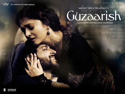 Guzaarish (2010) Hindi movie information, first looks